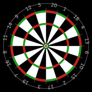 dartbord