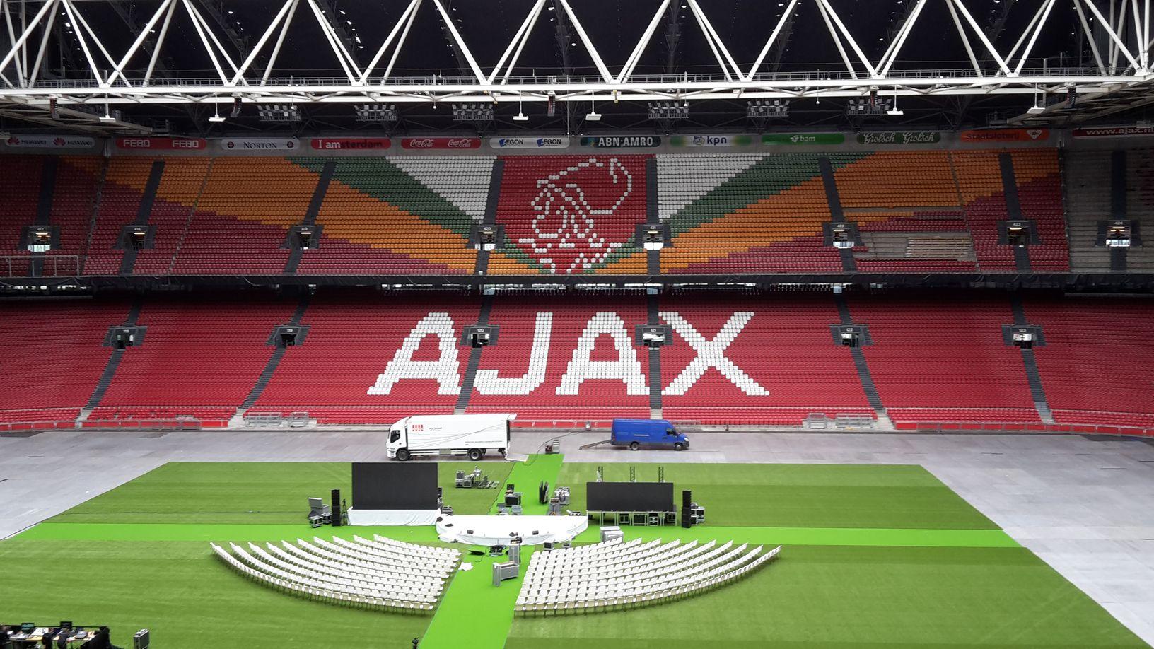 Salaris Hakim Ziyech bij Ajax